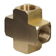 Pipe Cross Brass Pipe Fittings