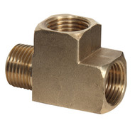 Street Tee Brass Pipe Fittings