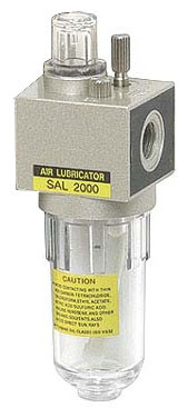 "Air Lubricator 1/4"" NPT Poly Bowl SAL2000M-02"