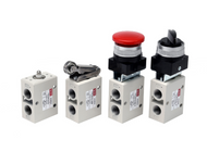 YMV Series - Manual Mechanical Actuated Spool Valve