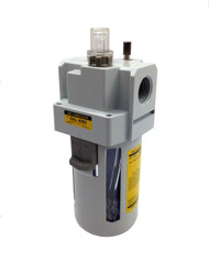 "PneumaticPlus SAL3000 Series Air Lubricator 3/8"" NPT with Bracket"