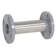 High Performance Annular Corrugated Stainless Steel Flexible Metal Hose - Carbon Steel 150# Plate Flanges