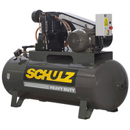 L - Series Heavy Duty - Model 10120HL40X-3 - 10HP 120 GALLON