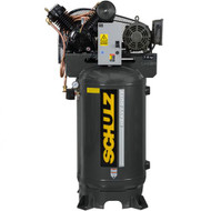 V and W - Series Heavy Duty - Model 7580VV30X-3 - 7.5HP 80 GALLON