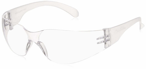 SafetyPlus Safety Glasses - Clear Impact Resistant Glasses