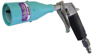 PneumaticPlus SPG-25G Wide-Range Air Blow Gun with Rotating Air Jet Nozzle