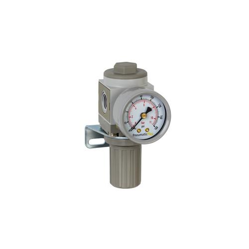 Pneumaticplus Sar Series Air Pressure Regulator 1 4 Quot Npt