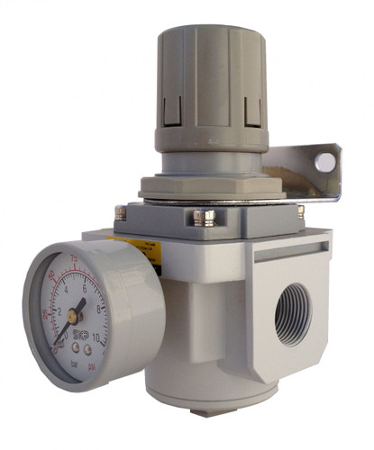 "PneumaticPlus SAR4000M-N04BG Air Pressure Regulator 1/2"" NPT"