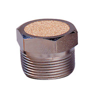 "Arrow Pneumatics Breather Vent 1/2"" NPT - ASP-4BV (Package of 10)"