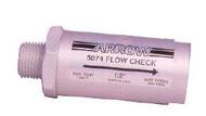 "Arrow Pneumatics Air Flow Check Valves 1/2"" NPT - 5074"