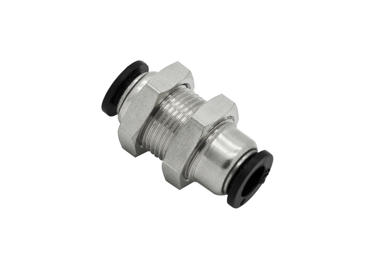 Push-To-Connect Fitting - Bulkhead Union