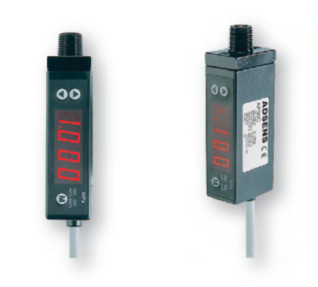 Compact Digital Pressure Switch AP30v