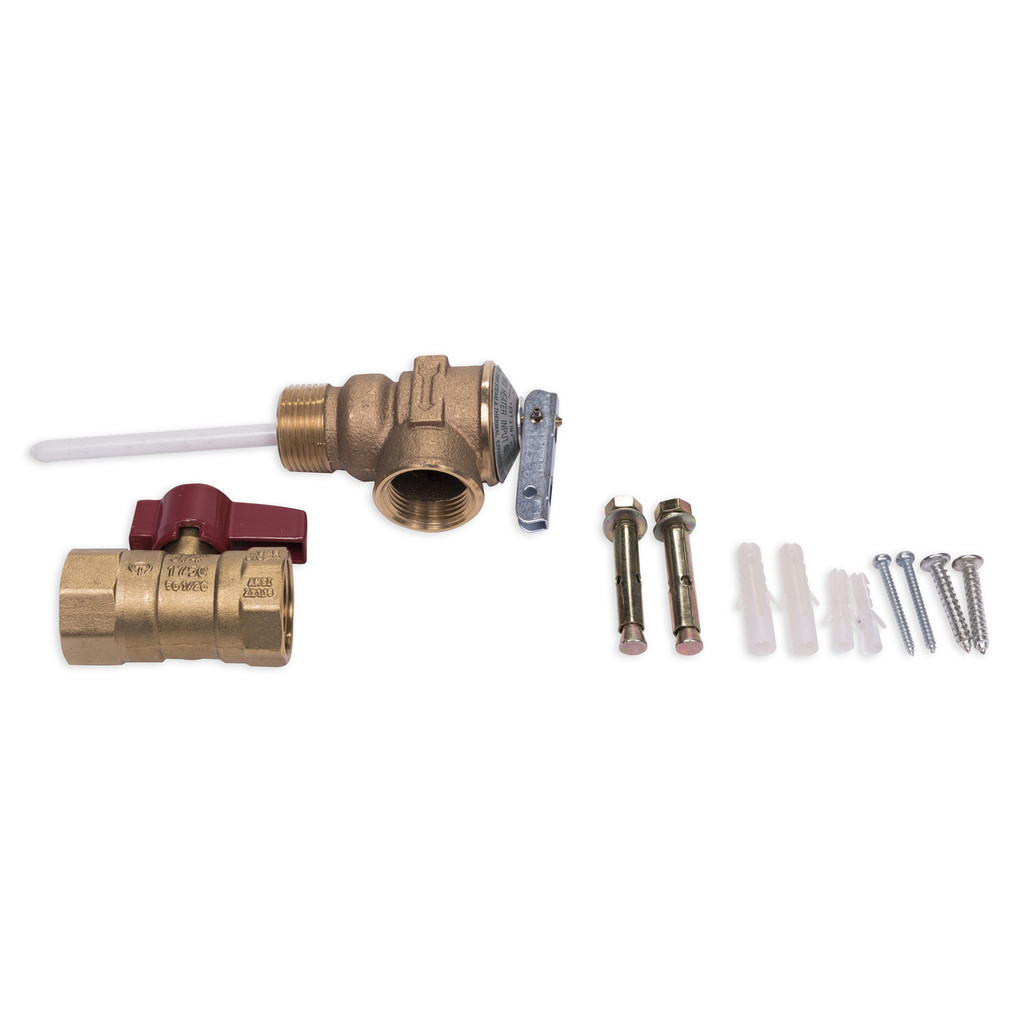 Eccotemp 45HI-NG Indoor Natural Gas Tankless Water Heater Accessories