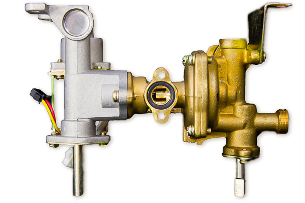 FVI12-NG Gas/Water Valve Assembly