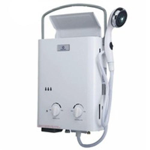 The Eccotemp L5 Portable Tankless Water Heater