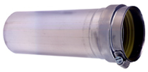 """Z-Vent Straight Pipe 3"""" diameter 6"""" - 48"""" in length"""