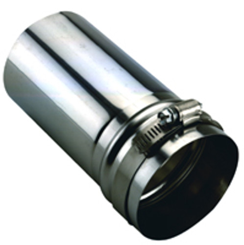 "Eccotemp 3"" x 6"" Back Flow Preventer Side View"