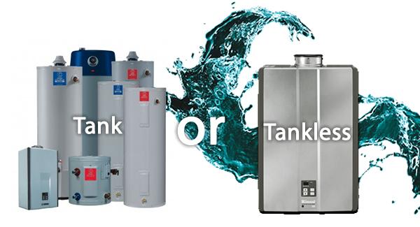 Water Heater Efficiency Tankless Vs Storage Eccotemp Com