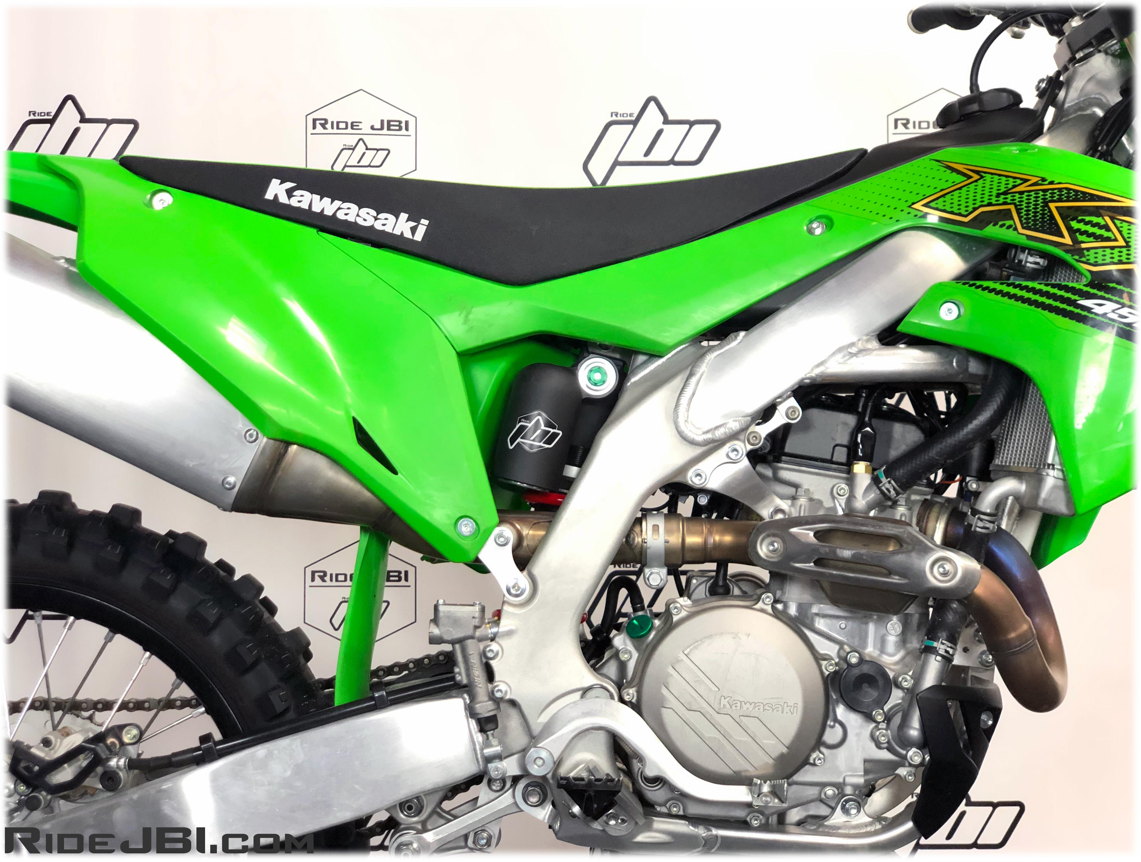 2020 Kawasaki KX450 JBI Suspension