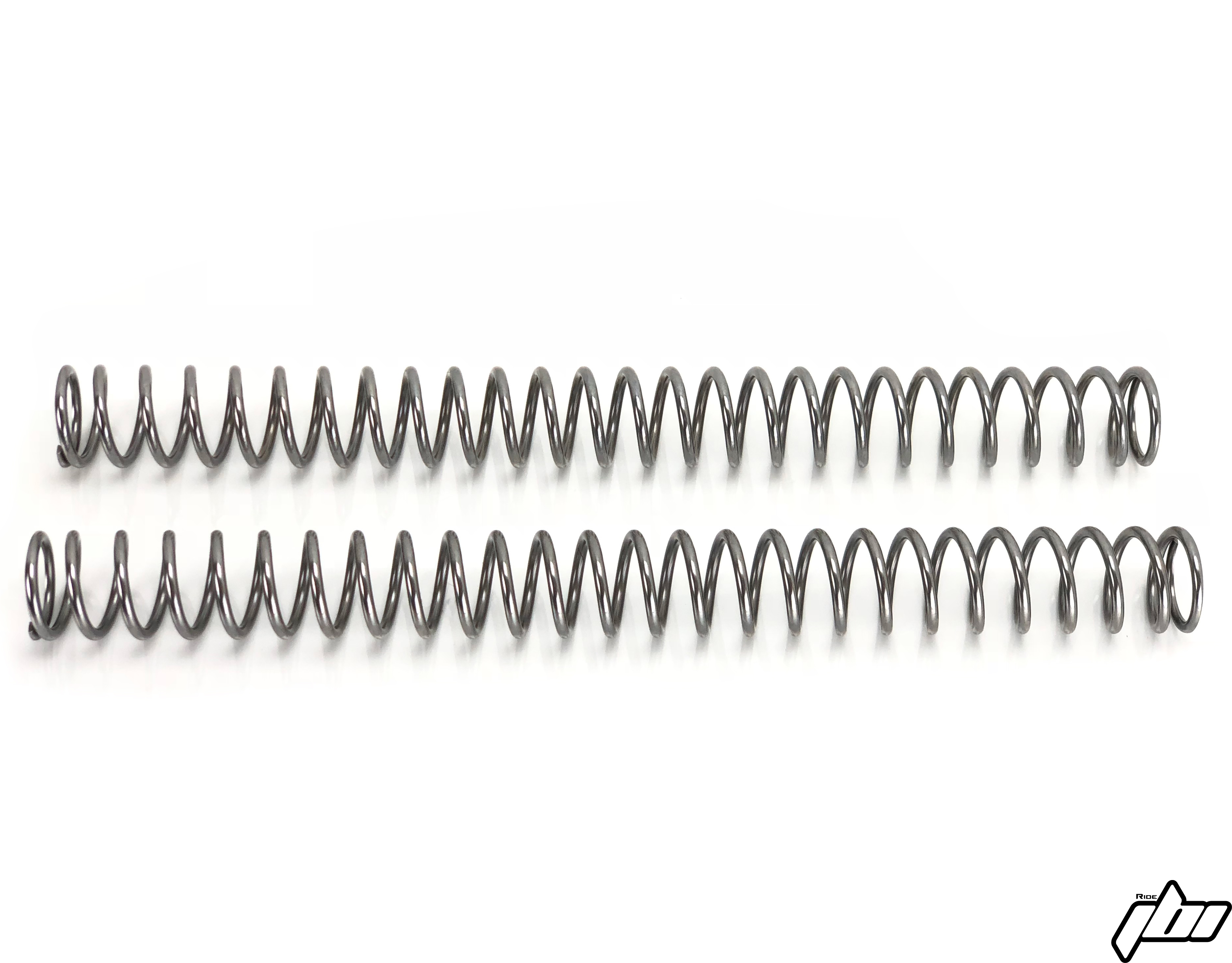 Motorcycle fork springs