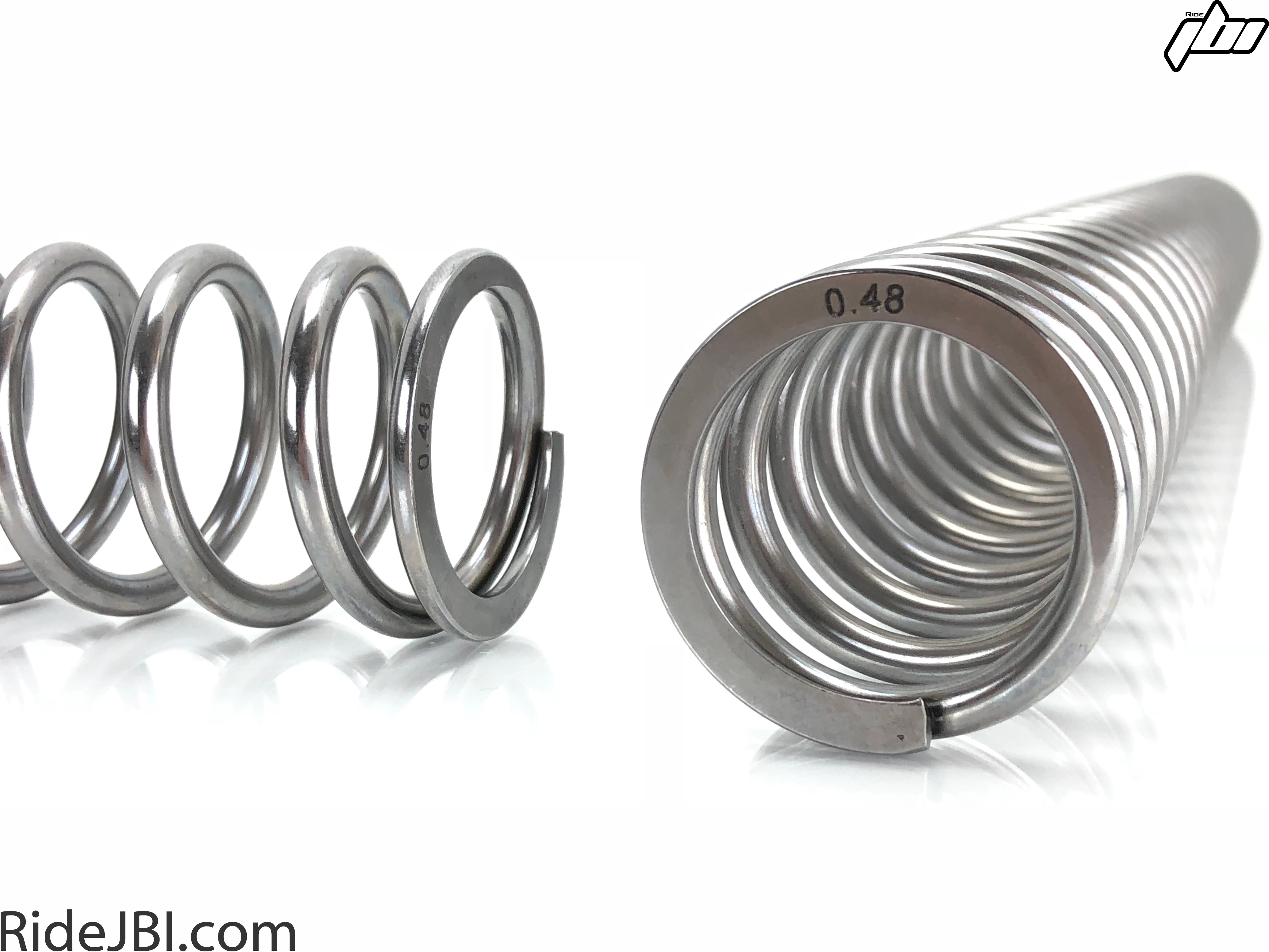 2020 Kawasaki KX450 fork springs
