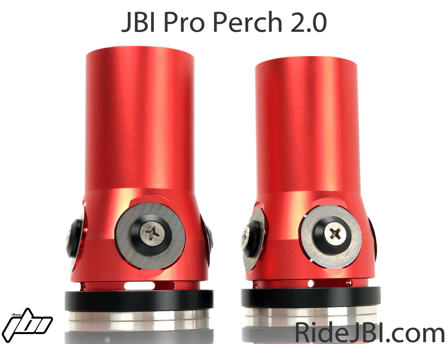JBI Pro Perch 2.0 Yamaha YZ250F KYB SSS