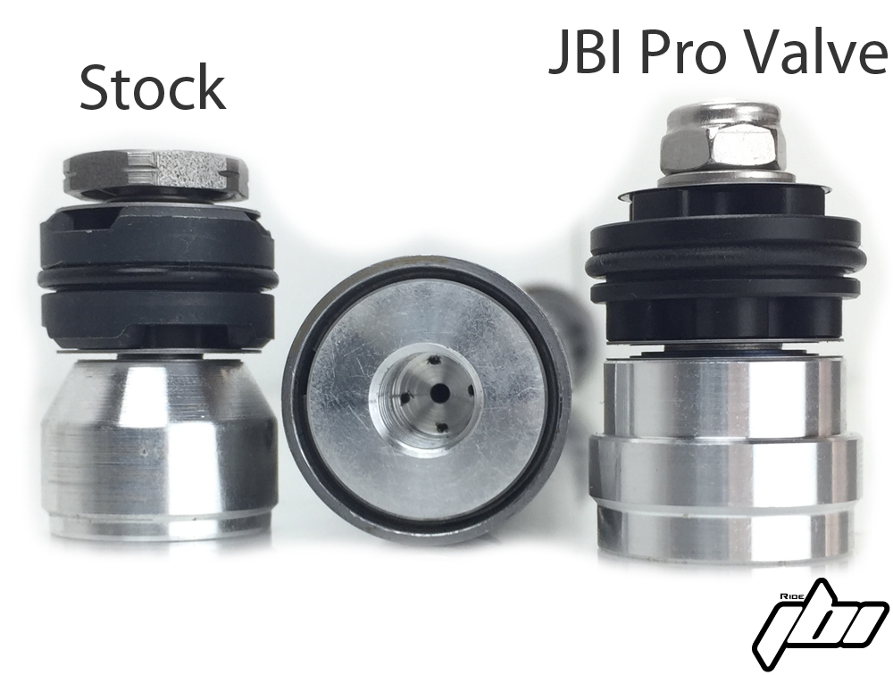 WP fork upgrade mod JBI Suspension Pro valve KTM 1290 Adventure R