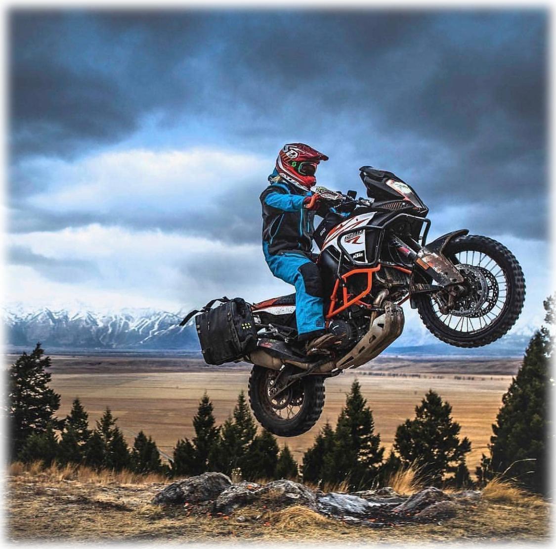 Jump KTM 1290 Adventure R JBI Suspension Pro Valves Fork