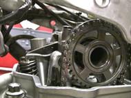 cylinder head valve train