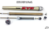 KYB PSF 2 Fork Tech Specs