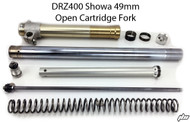 Suzuki DRZ400 Showa 49mm Open Cartridge Fork