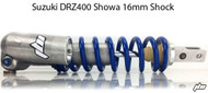 JBI Suspension tuned Suzuki DRZ400 Showa Shock