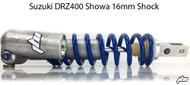 JBI Suspension tuned Suzuki DRZ400 Showa Shock