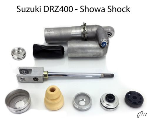 Suzuki DRZ400 Showa Shock Dis-assembled