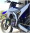 2016 Yamaha YZ250F KYB Fork JBI Suspension Chameleon Coat