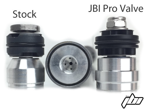 JBI Suspension Pro Valve Tech Specs
