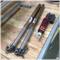 JBI Suspension hard anodize black fork lugs and hard anodize black shock body with shock body parts