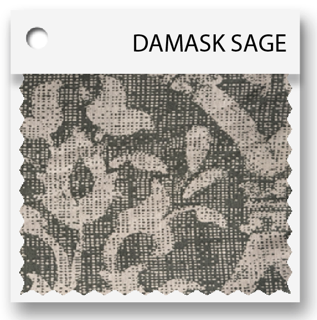 click here for damask sage colored tablevogues