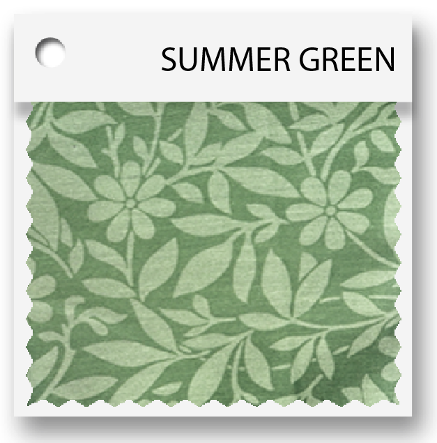 click here for summer green colored tablevogues