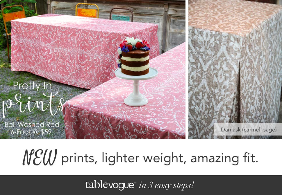 Bon Tablevogue Fitted Table Covers