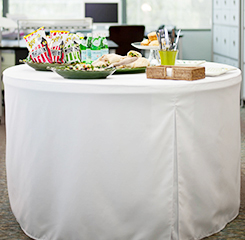 72 inch round fitted table cover