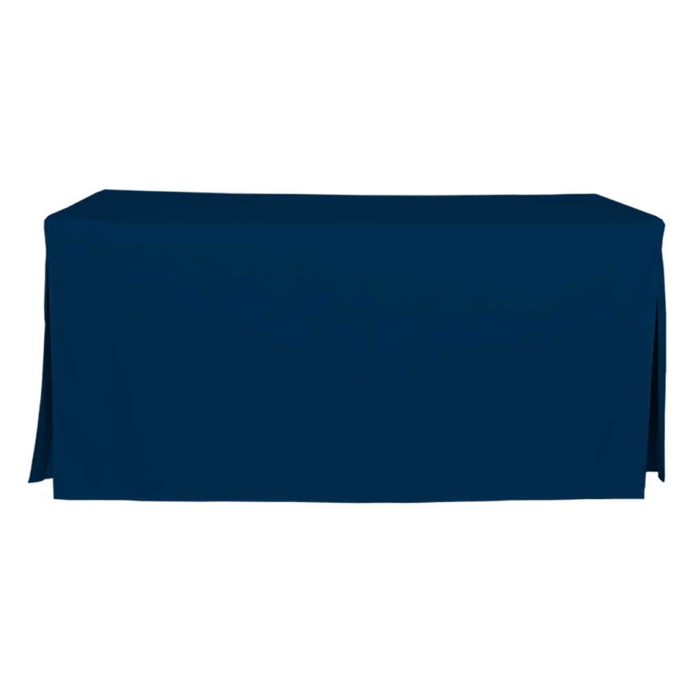6 Foot Sapphire Table Cover