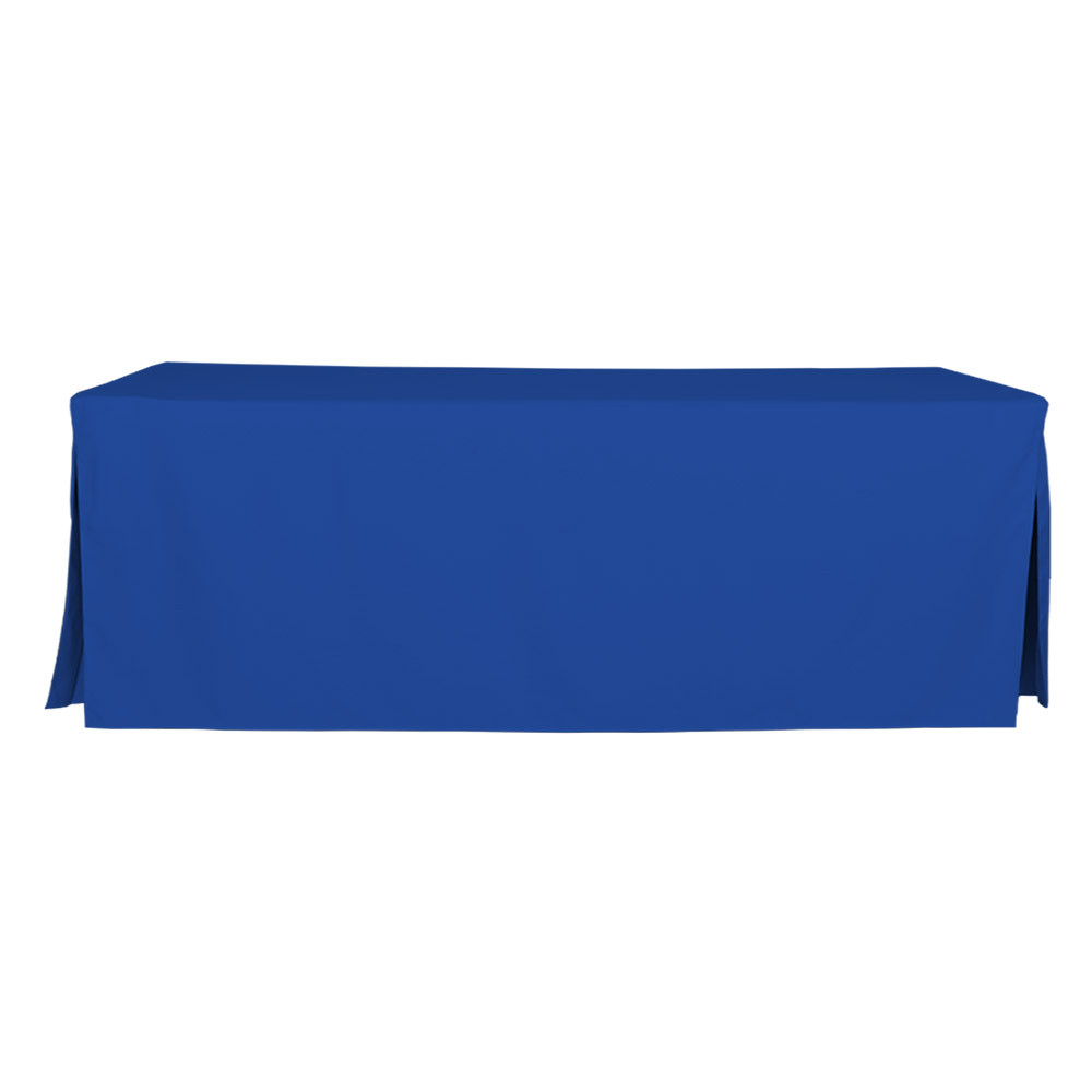 225 & 8-Foot Fitted Table Cover - Royale