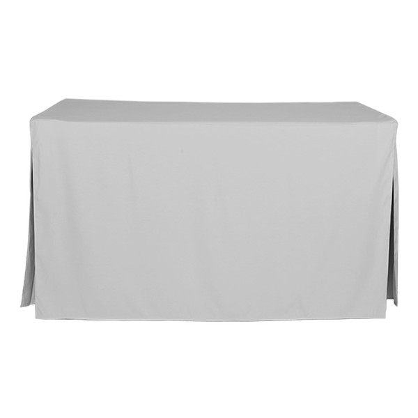 5 Foot Silver Table Cover