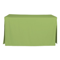 5-Foot Fitted Table Cover – Pistachio
