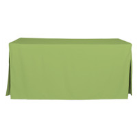 6-Foot Fitted Table Cover – Pistachio