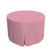 48-Inch Fitted Table Cover – Blossom