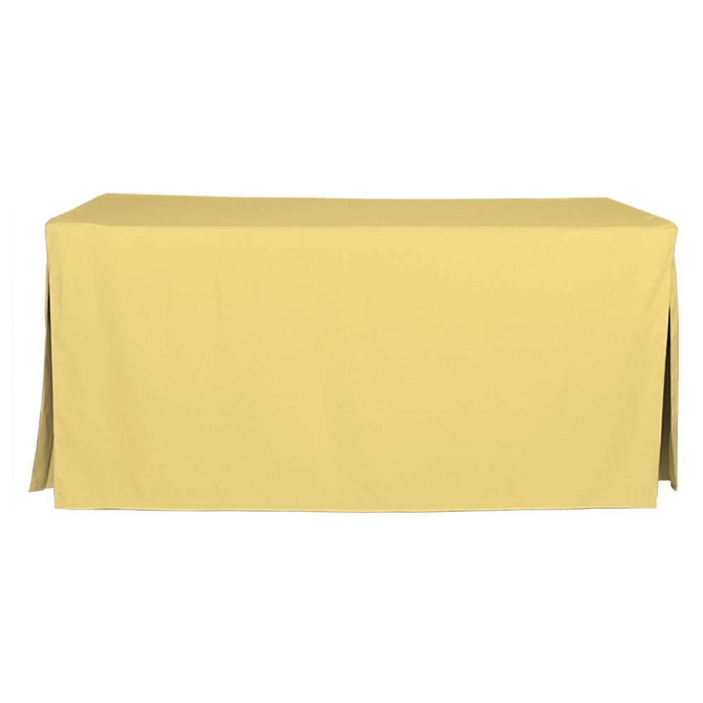 8 foot sorbet table cover. Black Bedroom Furniture Sets. Home Design Ideas