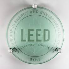 LEED Plaque - Certified