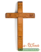 WINE BARREL DOUBLE CROSS